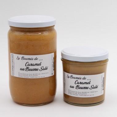 La Beurrée de ... Caramel au Beurre Salé