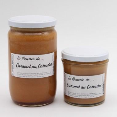 La Beurrée de ... Caramel au Calvados