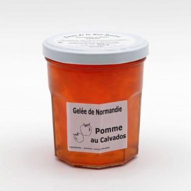 Gelée de Pomme au Calvados