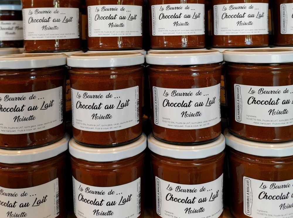 Beurrées Chocolat Stand